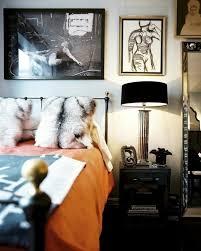 إلهام غرفة النوم خاصة بالنسبة للرجال