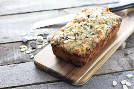 Nordic Ware Pumpkin Loaf Pan by Rocky Road Bread Chocolate Chips Marshmallows And Almonds Oh My