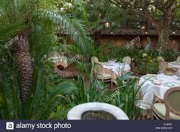 100 L Oasis Restaurant At MandelieulaNapoule Near Cannes