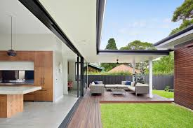 100 Mosman Houses Rear Addition Brings Light And Outdoor Living To This