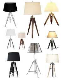 Surveyor Floor Lamp Tripod by Adjustable Style The U201csurveyor U201d U0026 The U201cspotlight U201d Tripod Light