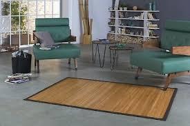 bambusteppich 10 maße bambus teppich bambusmatte küche flur wohnzimmer