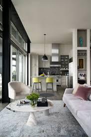 100 Urban Loft Interior Design Modern Living Room Kitchen Seattle WA