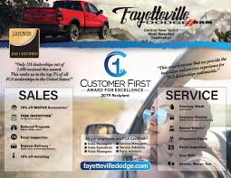 Customer First Perks | Fayetteville Dodge Ram