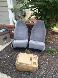 Ford Bronco Center Console And Bucket Seats For 1980 - 1986 F150 ... Grey Waterproof Sweat Towel Front Bucket Seat Cover For Car Trucks Project Apollo Part Vi Have A Seat Carefully Hemmings Daily Installing Seats Land Rover 90 V8 Mods 1 Youtube Bestfh Pu Leather Pair Gray Auto With Dash Pad The Drift Truck Speedhunters Suvs With Captains Chairs Plus Thirdrow Shoppers Shortlist Universal Stripe Colorful Saddle Blanket Baja Modern Flat Cloth Covers Beige Od2go Nofur Zone Dog Petco Plush Paws Products Ultrapremium Velvet C Suv Cushion