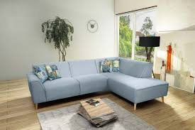jesolo ecksofa couchgarnitur polstergarnitur sofa hellblau lichtblau