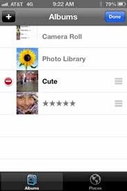 Delete an album in s app on the iPhone 5 Ask Dave Taylor