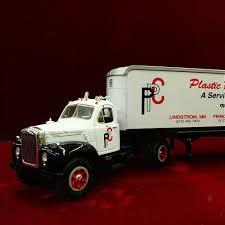 100 First Gear Garbage Trucks VHTF PLASTIC PRODUCTS Mack B61 Semi Truck EBay