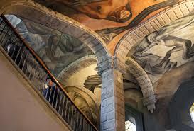 antiguo colegio de san ildefonso la historia detrás de su murales