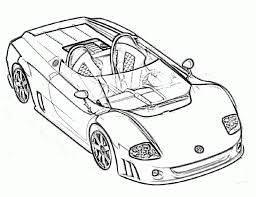 Flower Printable Race Car Coloring Pages For Kids Page Printable