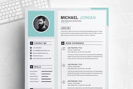 One Page Clean And Professional Resume Design Template + MS Word | Apple  Pages Cover Letter Creative Resume Printable Design 002807 70 Welldesigned Examples For Your Inspiration Editable Professional Bundle 2019 Cover Letter Simple Cv Template Office Word Modern Mac Pc Instant Jeff T Chafin Templates Free And Beautifullydesigned Designmodo The Best Of Designwriting Samples Graphic Mariah Hired Studio Online Builder A Custom In Canva