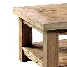 wohnzimmer couchtisch lobitius aus teak altholz