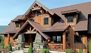Featured Style Mountain Rustic House Plans Americas Best