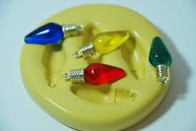 0172 mini light bulbs silicone rubber food