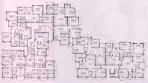 100 Million Dollar House Floor Plans Plan Apoorva Mansion Home Blueprints 55984
