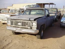 1974 Chevy-Truck C10 (#74CT3578C) | Desert Valley Auto Parts