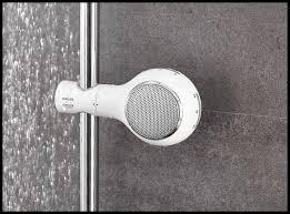 aquatunes mini enceinte bluetooth salle de bains grohe et