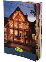 104 Wood Homes Magazine Floor Plans Yellowstone Log