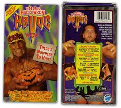 Wcw Halloween Havoc by Rockin Robin U0027s Tapes 1993 1996 From