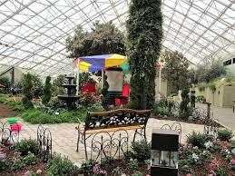 Botanical Gardens fort Wayne Indiana Foellinger Freimann Botanical