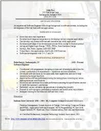 Software Engineer Resume Sample Sample2 Sample3