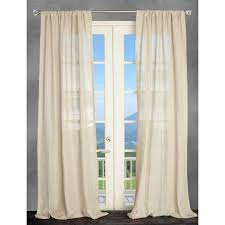 Joss And Main Curtains by Found It At Joss U0026 Main Rod Pocket Curtain Panel Furniture
