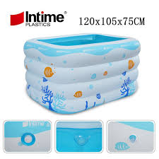 Portable Bathtub For Adults Malaysia by Inflatable Pool Baby Swimming Swim Center Safety Inflatable Kiddie