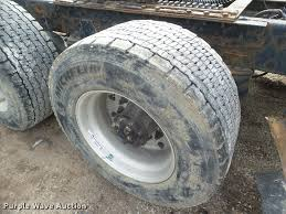 4) Michelin X-One 445/50R22.5 Super Single Tires | Item DG9... Tires For Sale Rims Proline Monster Truck Tires For Sale Bowtie 23mm Rc Tech Forums How To Change On A Semi Youtube Used Light Truck Best Image Kusaboshicom Us Hotsale Monster Buy Customerfavorite Tire Bf Goodrich Allterrain Ta Ko2 Tirebuyercom 4 100020 Used With Rims Item 2166 Sold 245 75r16 Walmart 10 Ply Tribunecarfinder Dutrax Sidearm Mt 110 28 Mounted Front Amazing Firestone Mud 1702 A Mickey Thompson Small At Xp3 Flordelamarfilm Tractor Trailer 11r225 11r245 Double Road