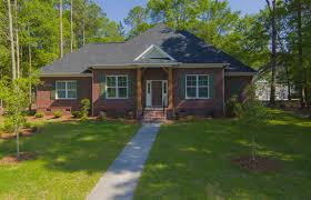 Large One Story Homes by Circle H Builders Columbia Sc Custom Home Builder