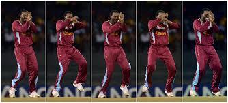 Chris Gayle West Indies Cricketer Doing Dance Garanam Style Wallpapers