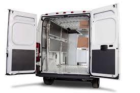 Fold-Away Foldable Van Shelving - Ranger Design