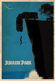 JURASSIC PARK MJDESIGN Lego Jurassic World Poster