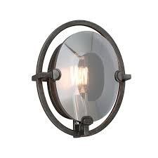prism wall sconces troy lighting