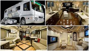 Deep Pockets The Most Expensive RVs Ever Made