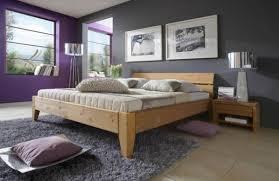 liegenbett easy sleep in komforthöhe kiefer gelaugt geölt massiv