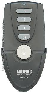 Black Ceiling Fan With Remote by Buy Anderic Fan 51t Fan51t Black For Harbor Breeze Fan51tb
