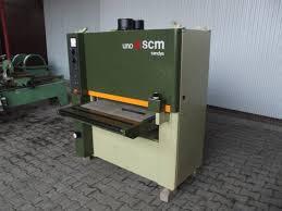 belt sander scm sandya uno joinery machinery woodworking