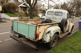 OLD PARKED CARS.: 1954 International Harvester L-120.