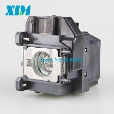 high quality elplp67 v13h010l67 compatible projector bare l for