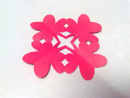 How To Make KIRIGAMI Paper Cutting Patterns And Templates