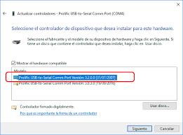solution for driver prolific pl2303 windows compatibility problem