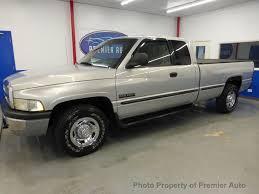 100 Used Dodge Trucks 2500 1999 RAM 4dr Quad Cab 155 WB HD At Premier Auto