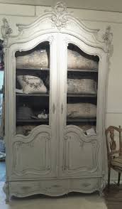 Loving This French Flair Display Cabinet? Couture Furniture Is An ... Bedroom Antique Pine Wardrobe Vintage Corner Wardrobe White French Armoire Old Style Fabulous Painted Antique Armoire Cupboard With French And Wardrobes Abolishrmcom Beautiful Portable Provencal Carved Single Door Mirrored Bedroom Loving This Flair Display Cabinet Couture Fniture Is An Inspiration Shabby Chic Armoires