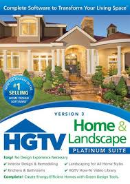 HGTV Home & Landscape Platinum Suite Version 3 Windows Best Buy