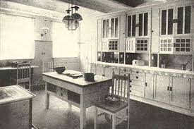 Unpainted Historical Kitchens More Photos Bungalow Kitchen Cupboards Bathroom