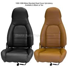 1990-1996 Mazda Miata Front Seat Cover Kit — Black Or Tan 1976 F250 Seat Replacement Ford Truck Enthusiasts Forums Aftermarket Bench Seats Early Chevy Dodge Ram Oem Cloth 1994 1995 1996 1997 1998 F350 Crew Cab Lariat Replacement Leather Interior 38 Epic Bank Of Ideas What You Should Know About Car Leather Seatcovers Toyota 4runner Forum Largest Covers In A 2006 2500 The Big Coverup Semi Windshield Just Off Exit 32 Inrstate 95 Factory Style Daves Tonneau 1993 W250 Cummins Diesel