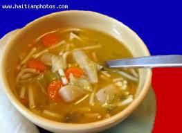 Traditional Haitian Pumpkin Soup Recipe by Squash Soup Or Soup Joumou