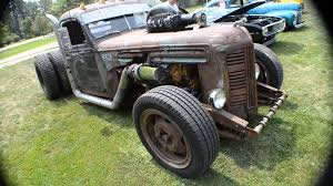 Diesel Rat Rod Truck - YouTube