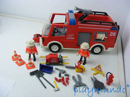 3880 - Small Fire Truck Playmobil - Emergency Rescue (3880) - From ... Playmobil 4820 City Action Ladder Unit Amazoncouk Toys Games Exclusive Take Along Fire Station Youtube Playmobil 5682 Lights And Sounds Engine Unboxing Wz Straacki 4821 Md With Rescue Playset Walmart Canada Toysrus Truck Emmajs Airport Sound Saves Imaginext Batman Burnt Batcopter Dc Vintage Playmobil 3182 Misb Ebay