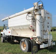 1992 GMC TopKick Feed Delivery Truck | Item J2025 | SOLD! Se... Best Price Forland Lhd 42 8cbm Bulk Feed Discharging Truck For Sale 36 Used Warren Feed Trailer Moser Motor Sales Used Trucks News Manufacturing Inc Trucks Walinga St Series Transport Vehicles Horsezone Page 1 Albb Commercial Equipment